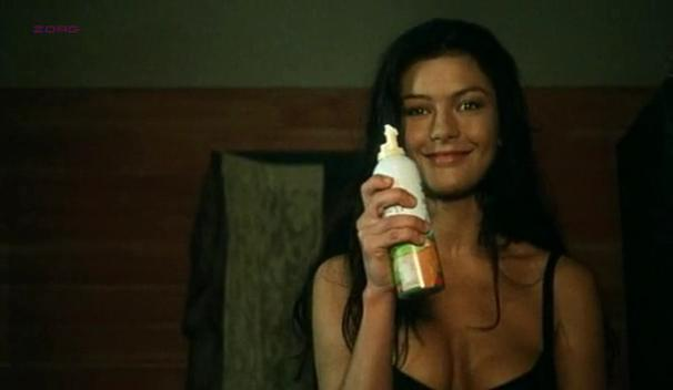 Catherine Zeta-Jones sexy - Blue Juice (1995)