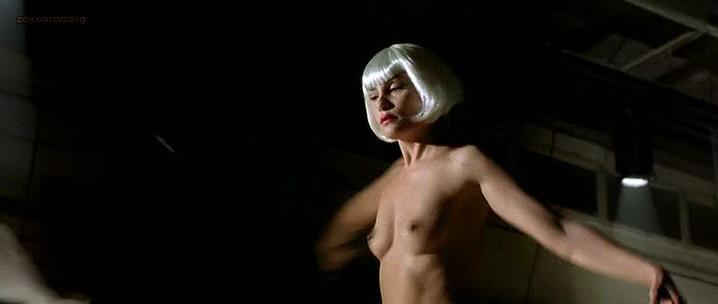 Emmanuelle Seigner nude - Body to Body (2003)