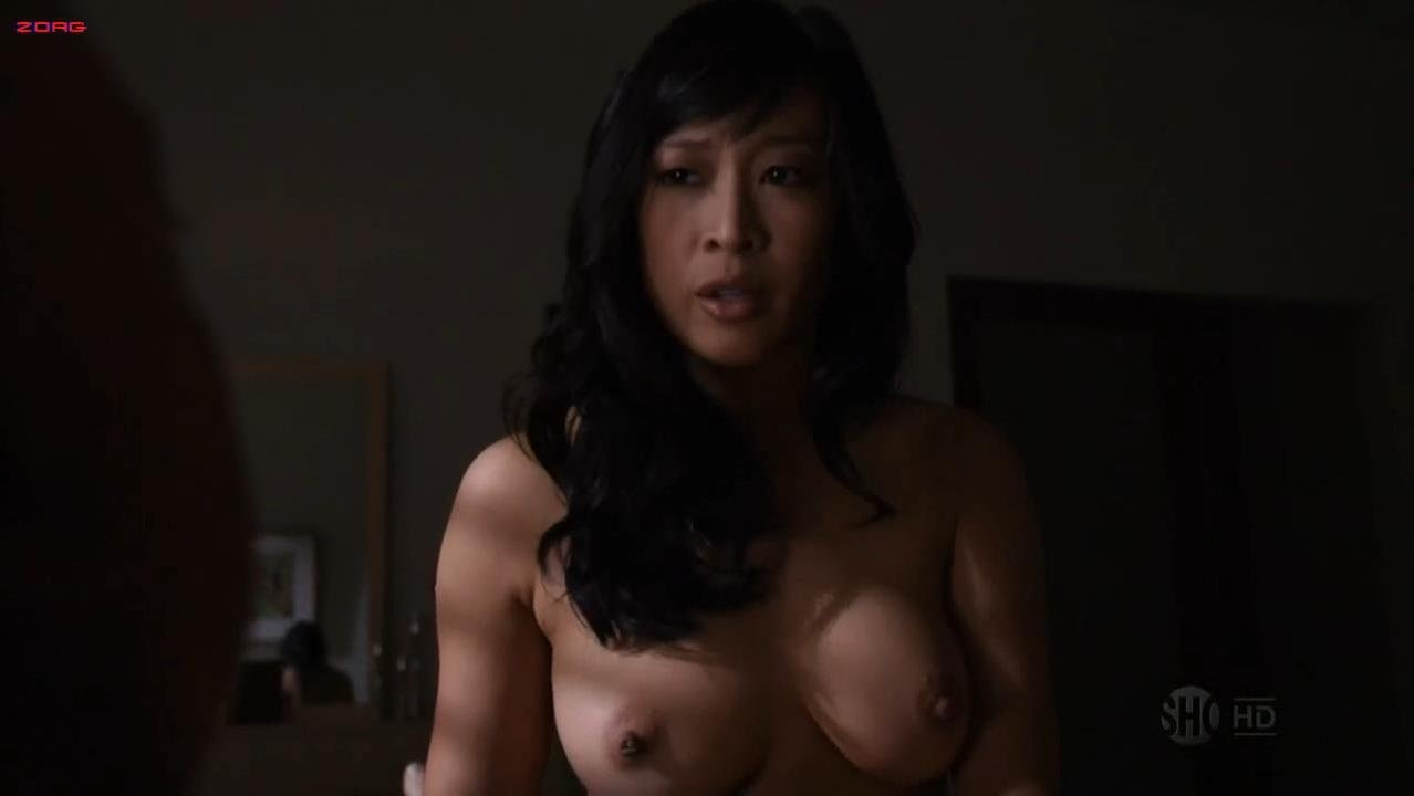Camille Chen nude - Californication s04e03 (2011)