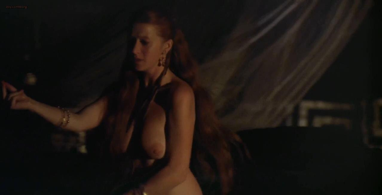 Was and helen mirren caligula nude scene consider