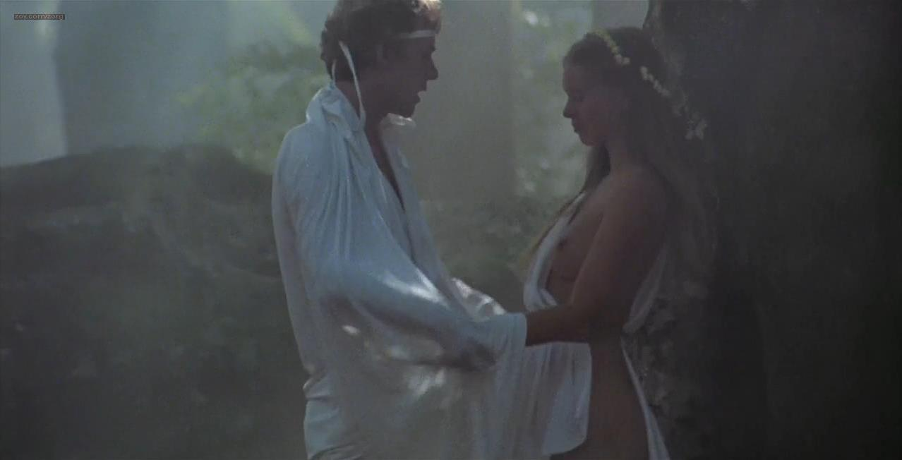 Teresa Ann Savoy nude - Caligula (1979)