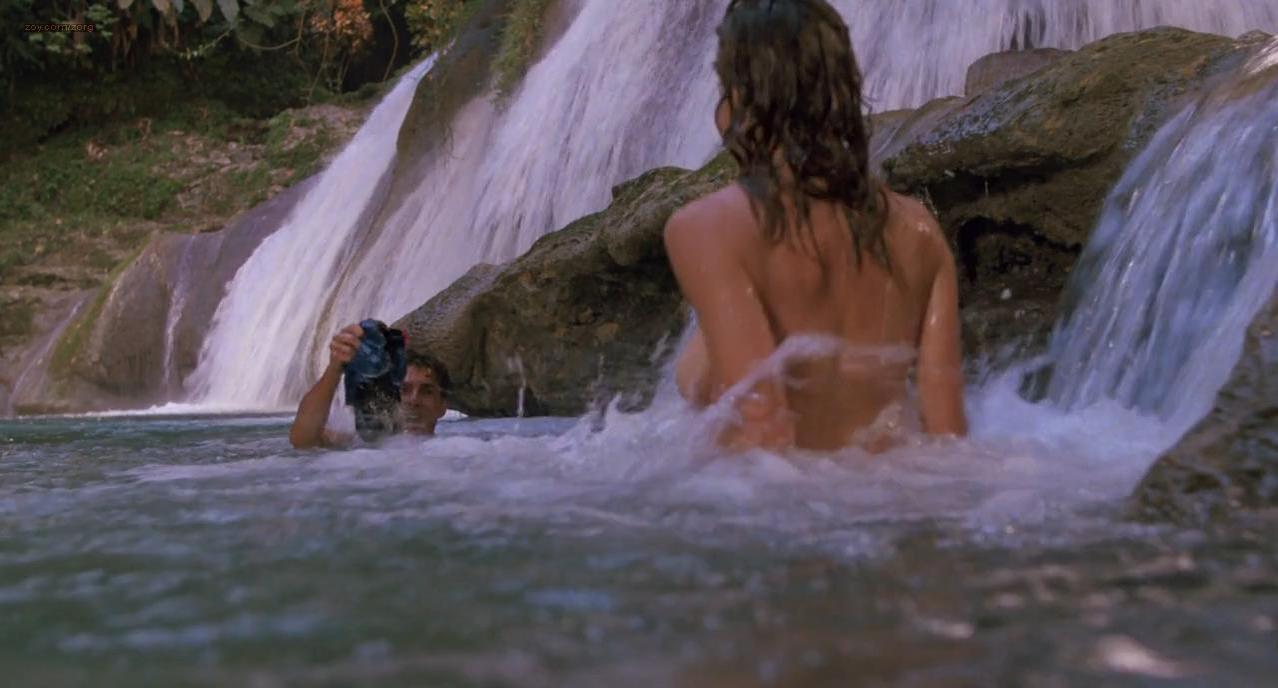 Gina Gershon nude - Cocktail (1988)