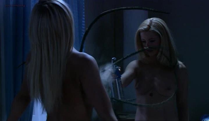 Kim Poirier nude, Stefanie von Pfetten nude - Decoys (2004)
