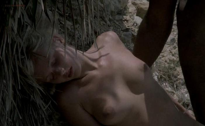 Ursula Buchfellner nude - Devil Hunter (1980)