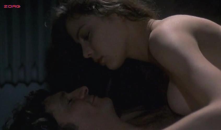 Ornella Muti nude - Eutanasia di un amore (1980)