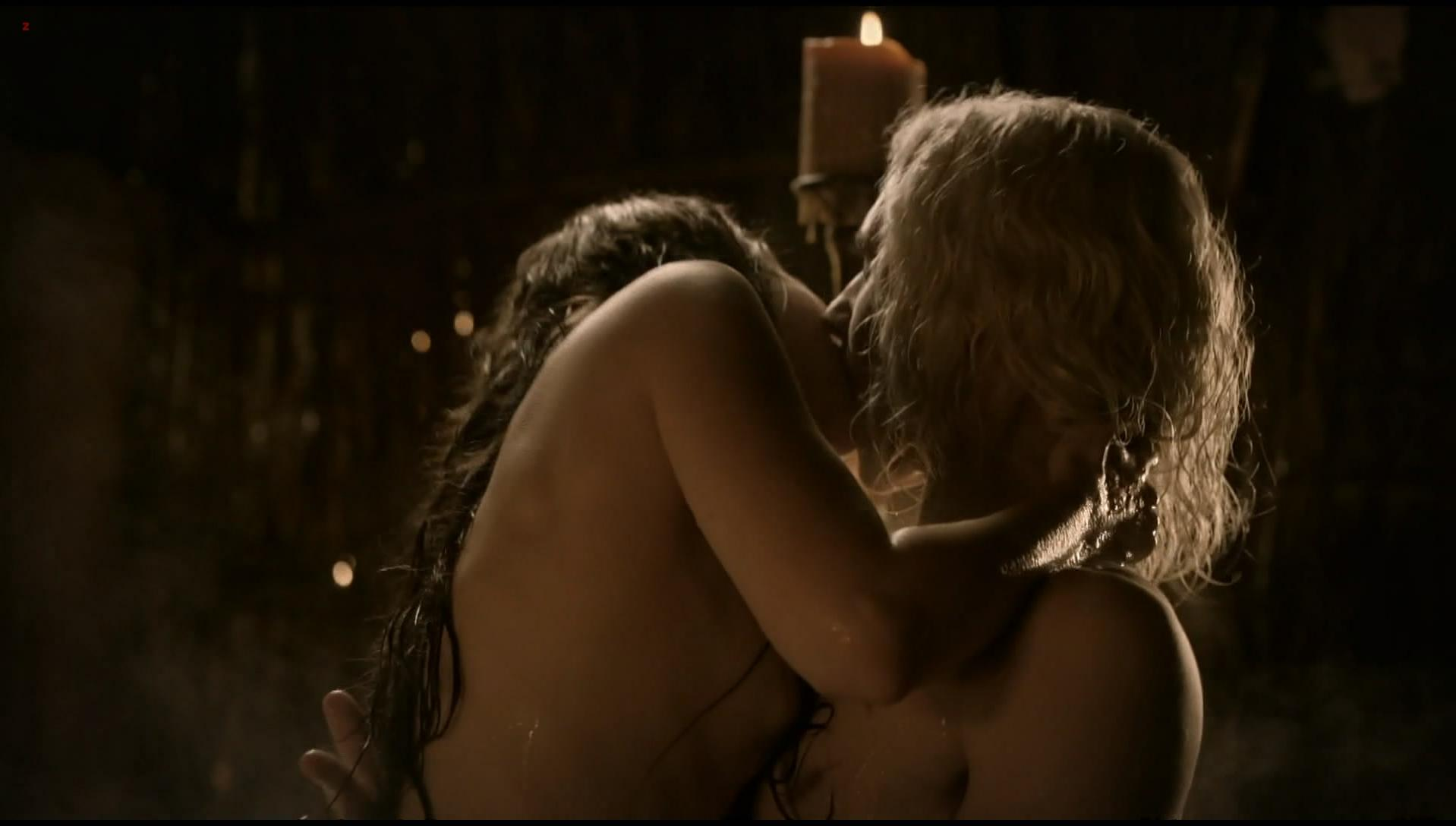 Roxanne McKee nude - Game of Thrones s01e04 (2011)