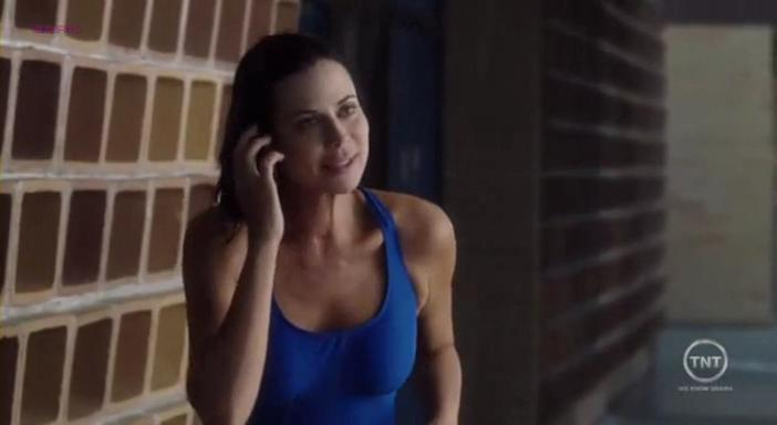 Catherine Bell sexy - Good Morning Killer (2012)