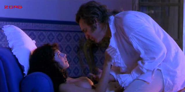 Maribel Verdu nude - Goya en Burdeos (1999)