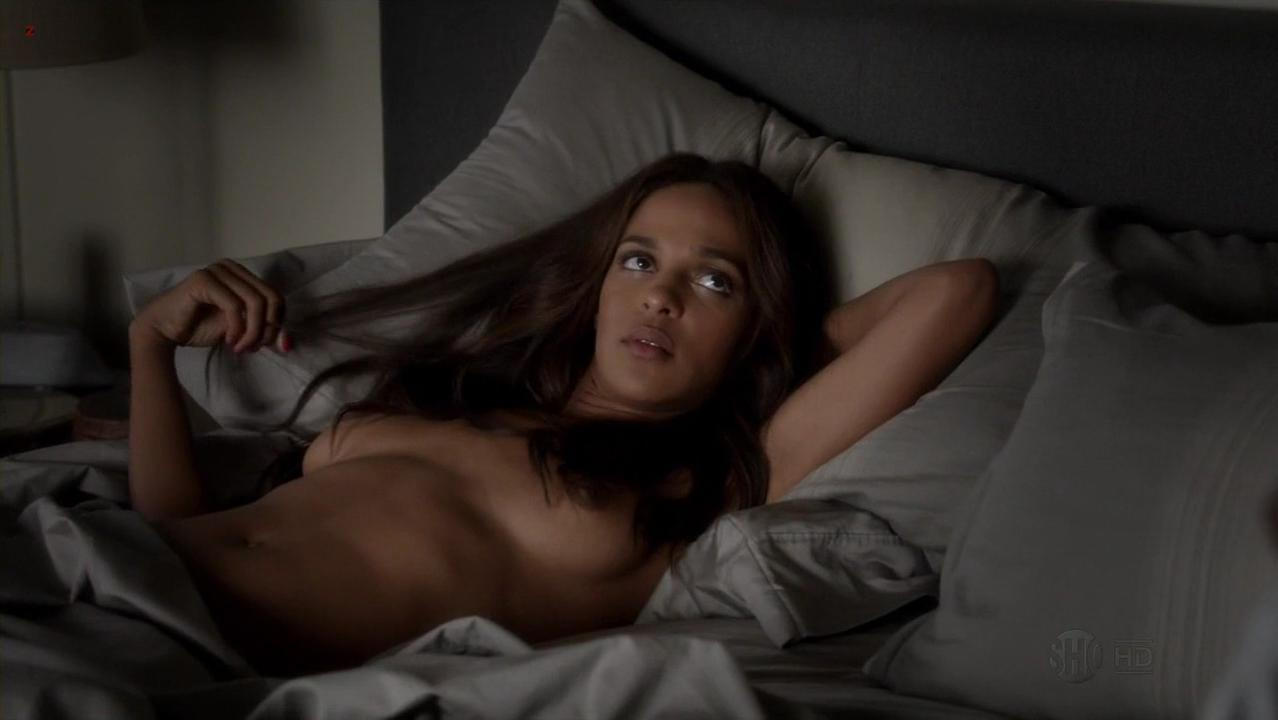 Megalyn Echikunwoke nude - House Of lies s01e07 (2012)