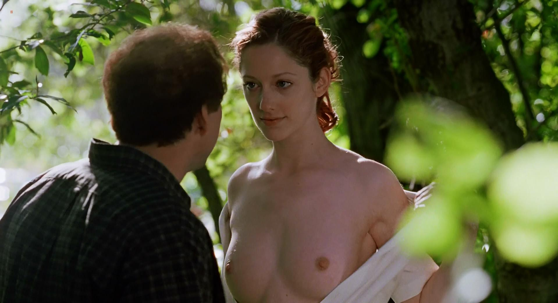 Judy Greer nude - Adaptation (2002)