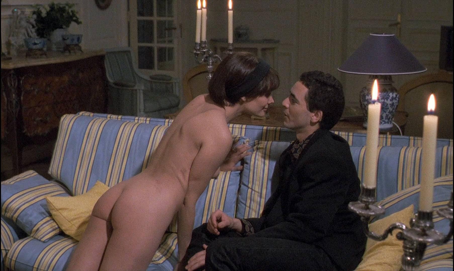 scarlett johansson frontal nude