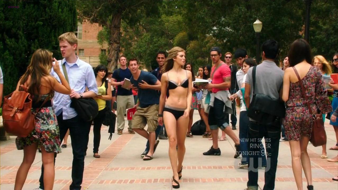 AnnaLynne McCord sexy - 90210 s04e02 (2011)