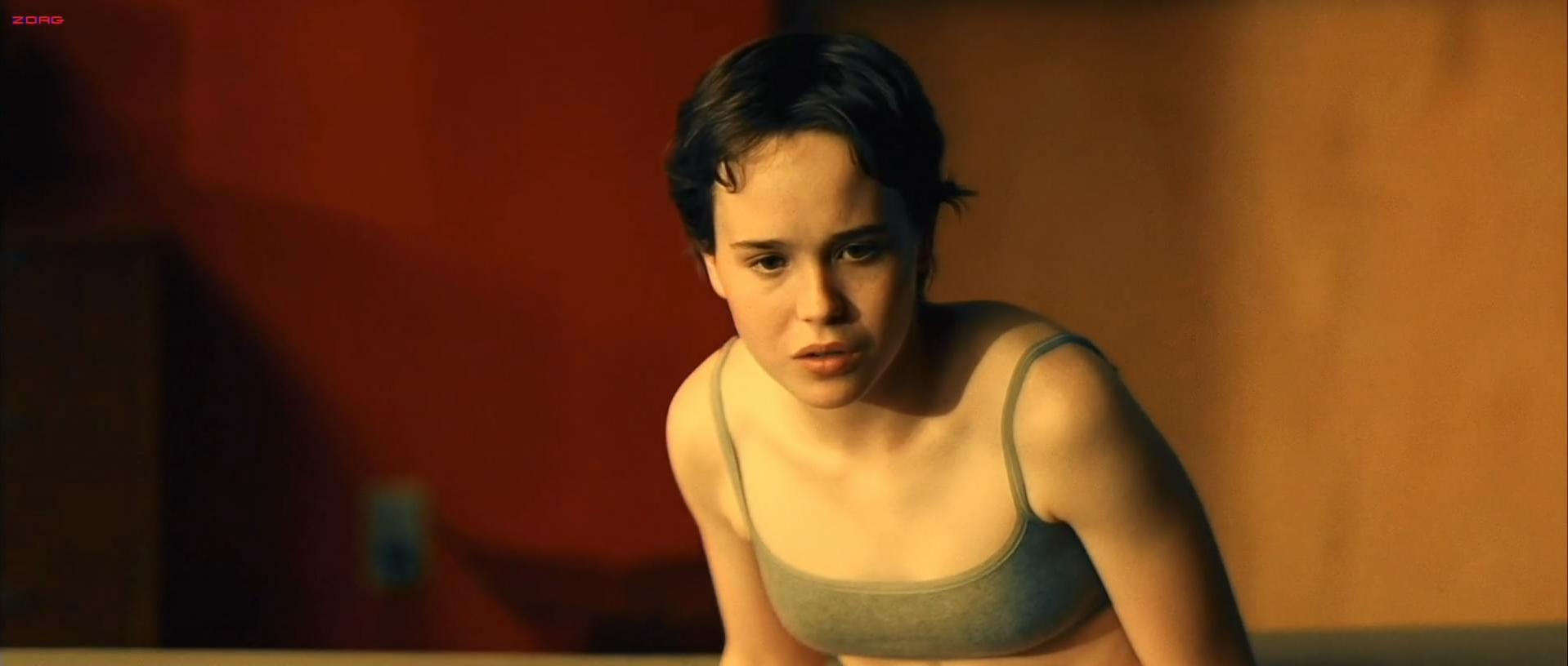 Ellen Page sexy - Hard Candy (2005)