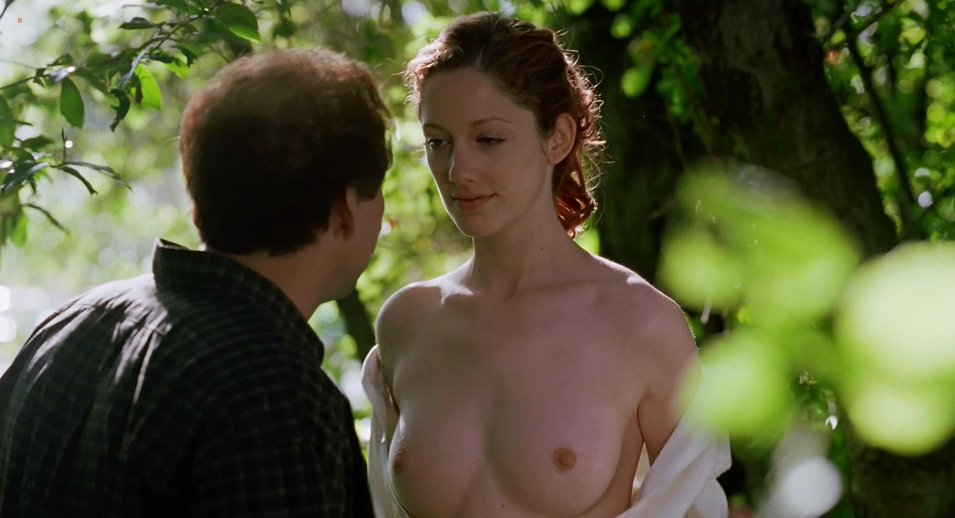 Judy Greer nude - Adaptation (2002)