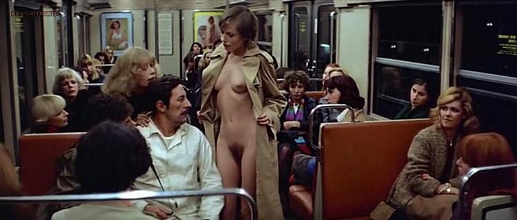 Brigitte Fossey nude, Sylvie Matton nude - Calmos (1976)