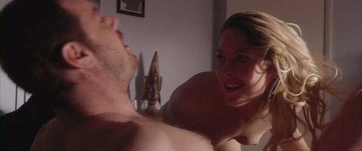 Zoe Grisedale nude - Bloodshot (2013)