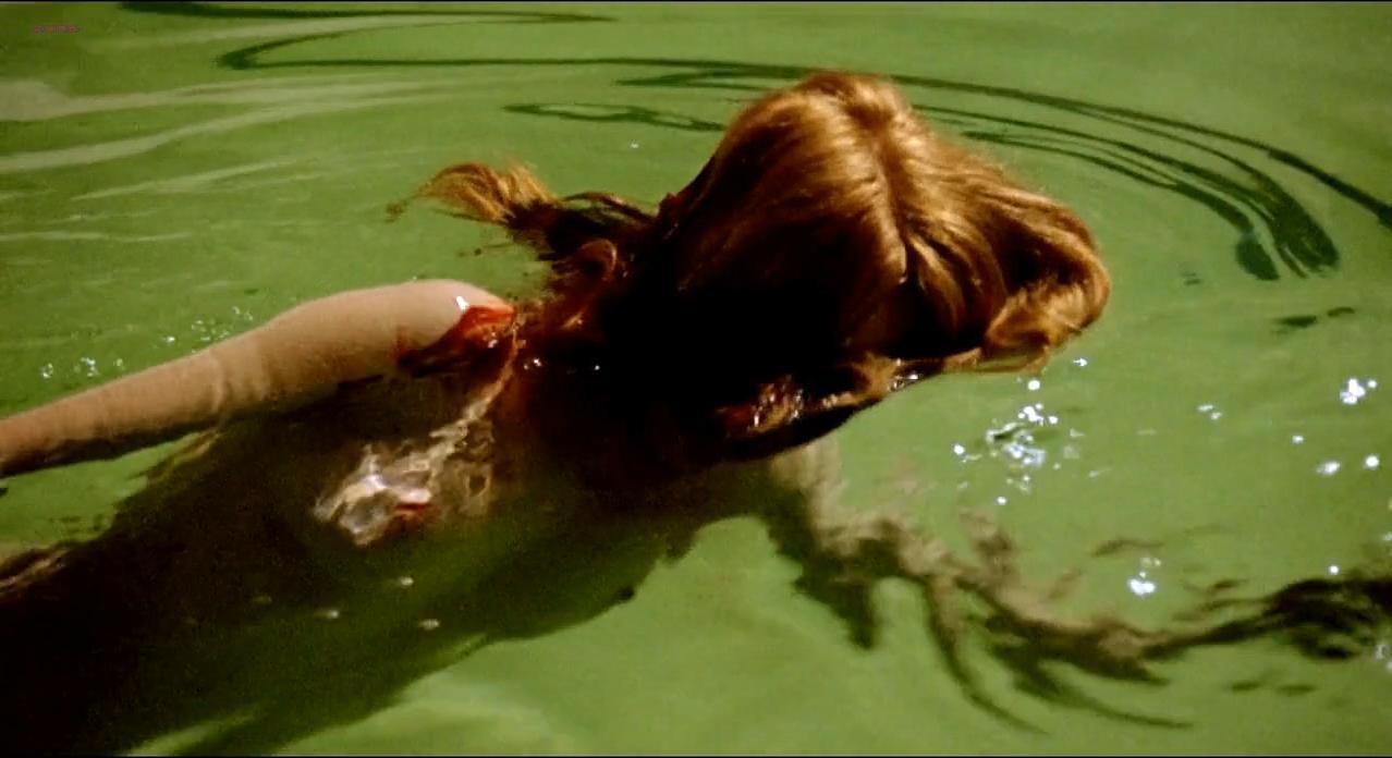 Jane Asher nude - Deep End (1970)