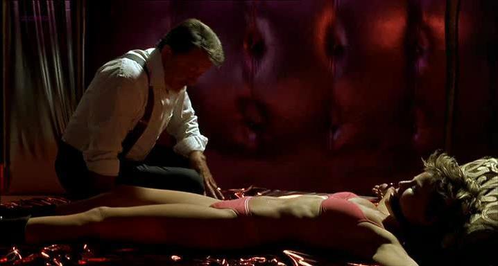 Elena Anaya sexy - Dos tipos duros (2003)