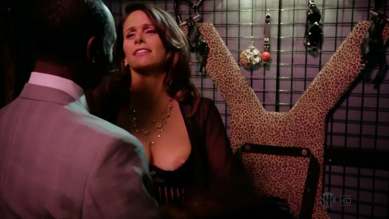 Amy Landecker nude - House of Lies s01e03 (2012)