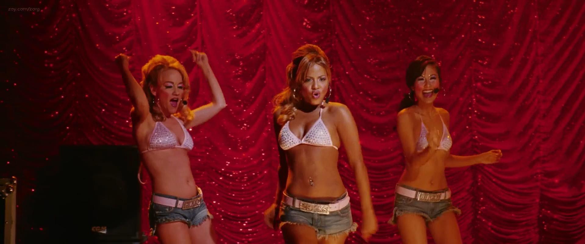 Uma Thurman sexy, Christina Milian sexy - Be Cool (2005)