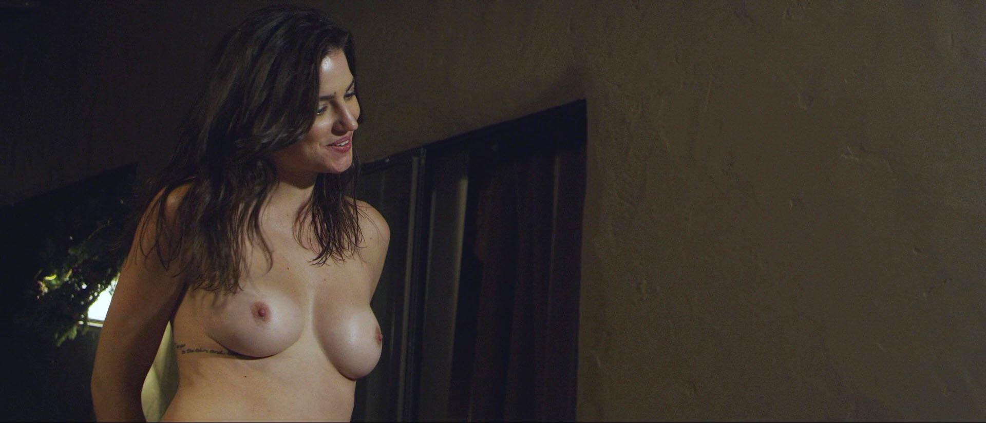 Amelia Brantley nude - Krampus Unleashed (2016)