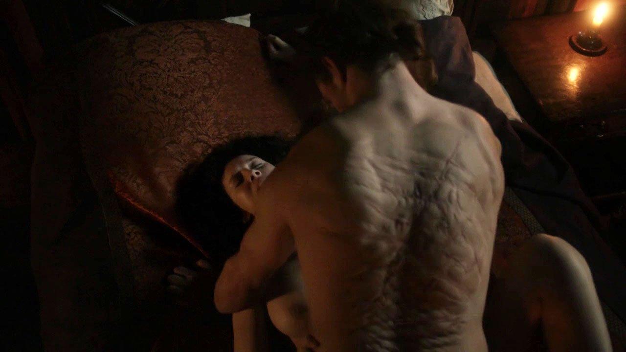 Caitriona Balfe nude - Outlander s03e06 (2017)