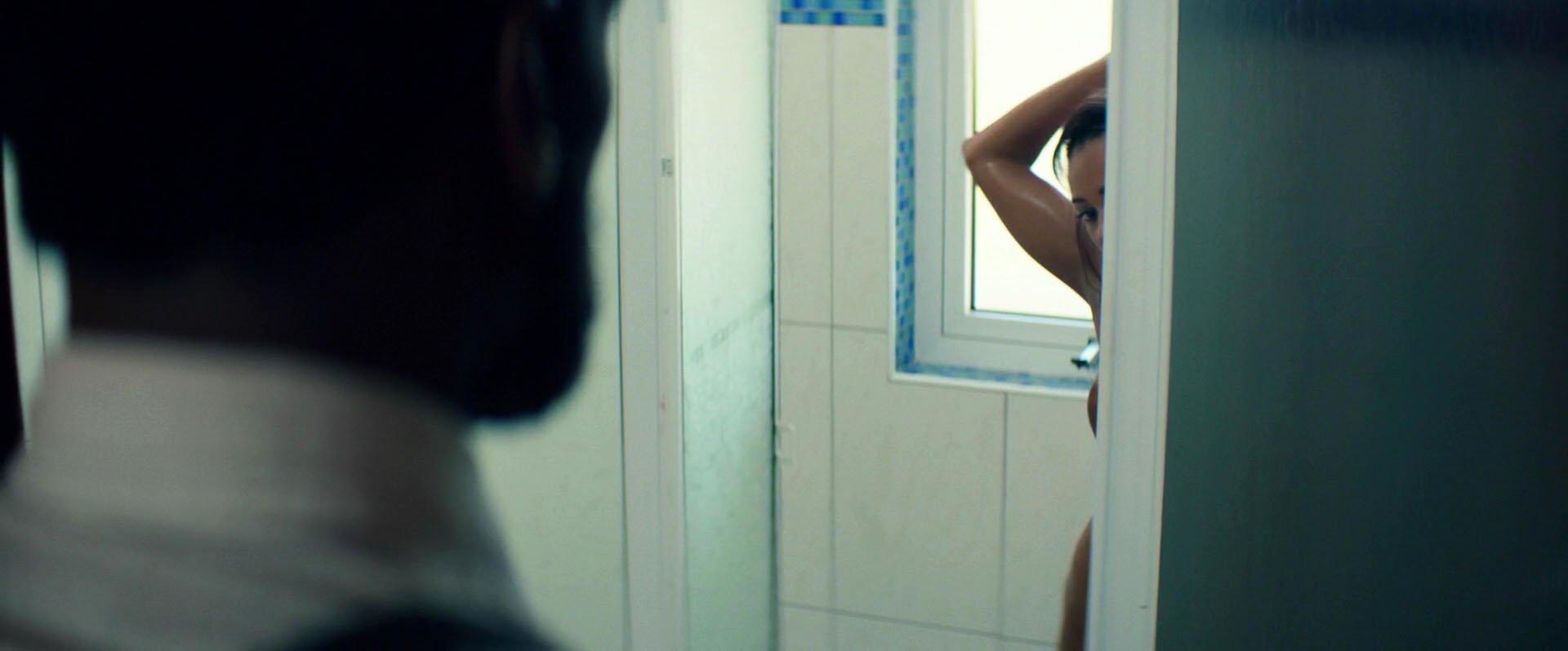 Melanie Liburd sexy - Double Play (2017)