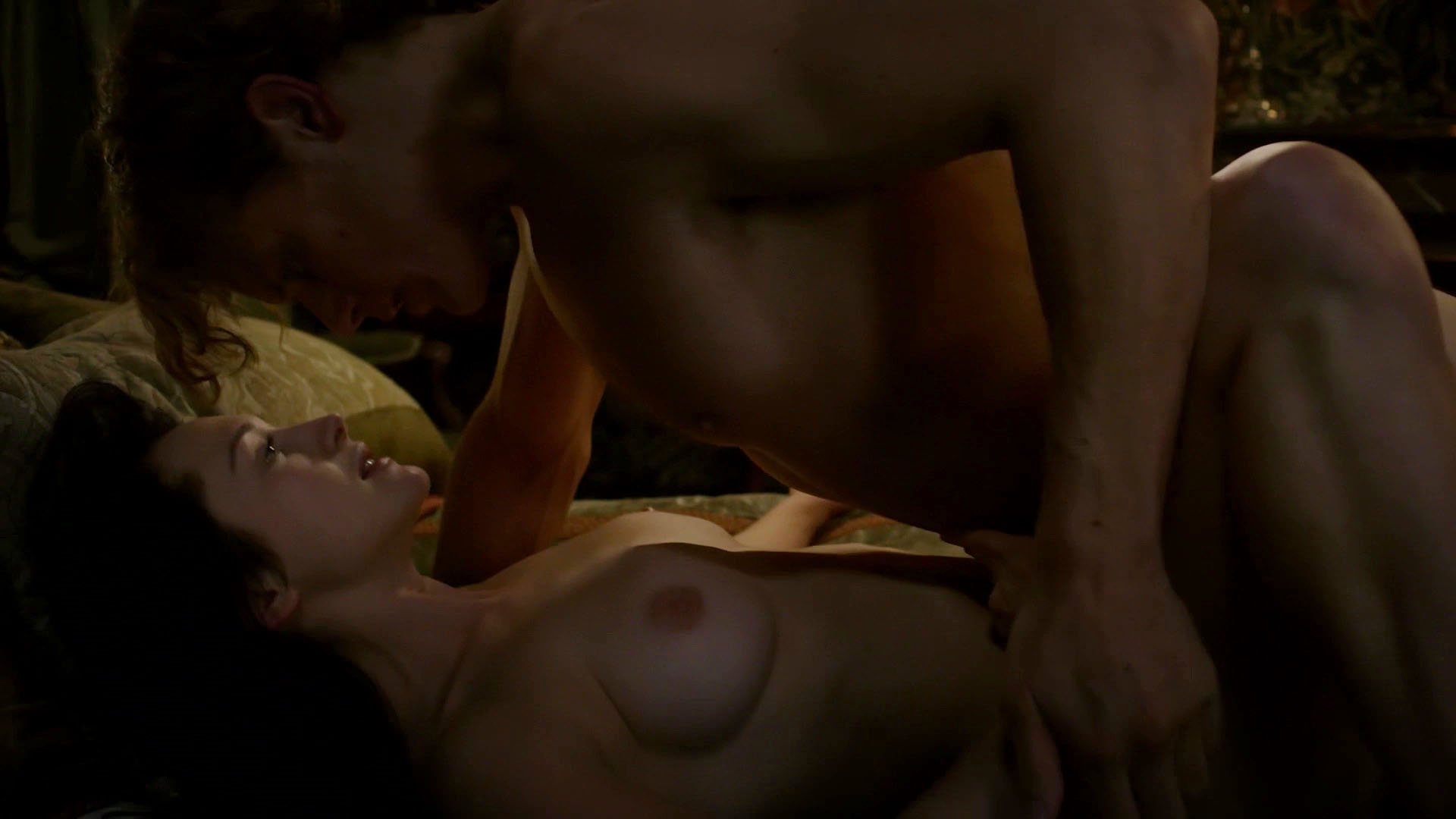 Hannah James nude - Outlander s03e04 (2017)