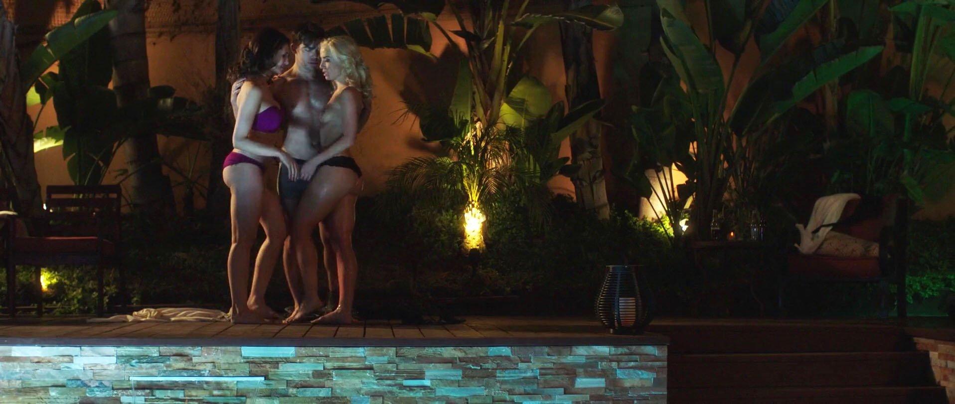 Lindsay Crolius nude, Chloe Catherine Kim sexy - Ryde (2016)