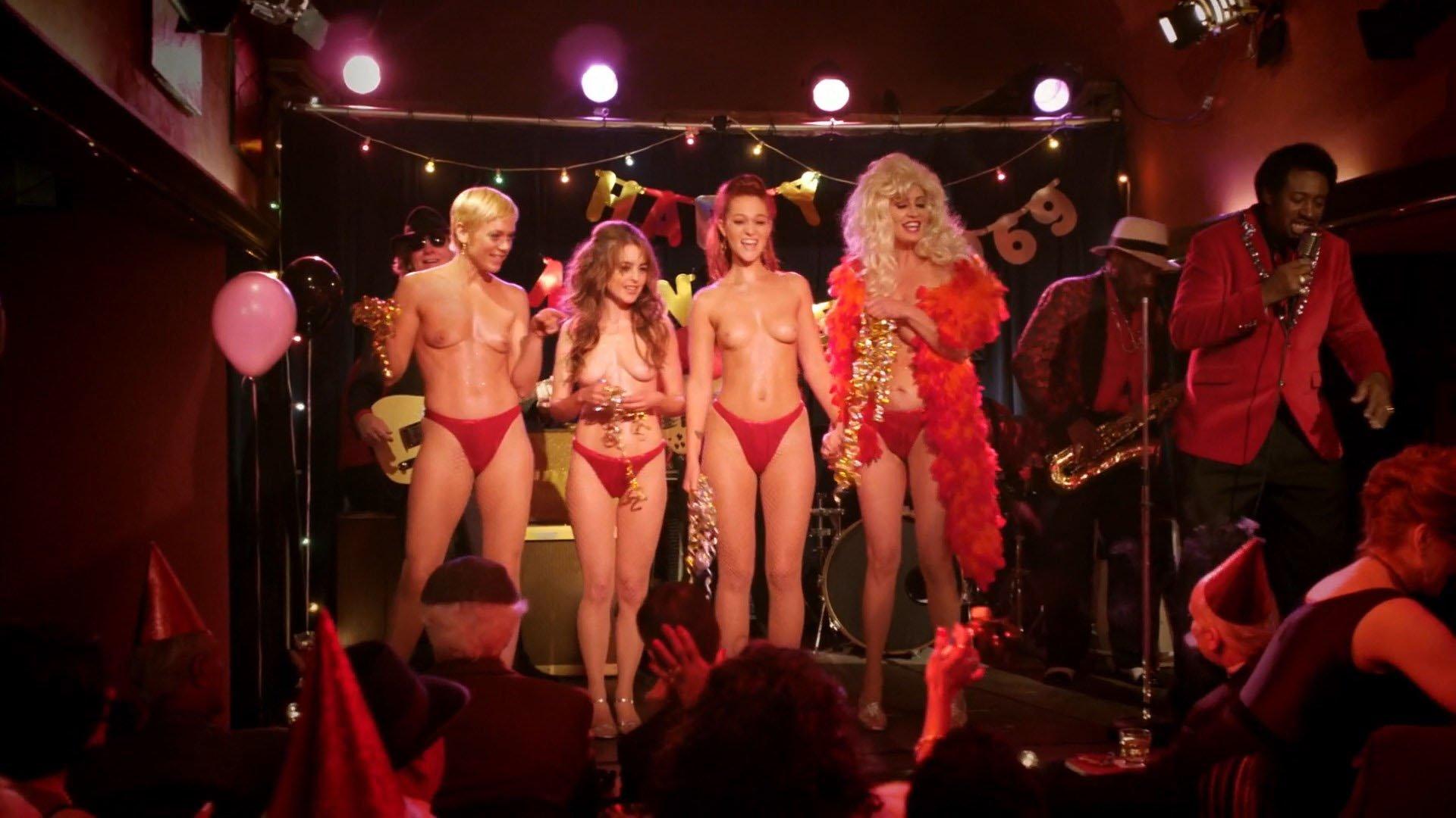 Elizabeth Rice nude, Nicole Arianna Fox nude, Tonya Kay nude - Paradise Club (2016)