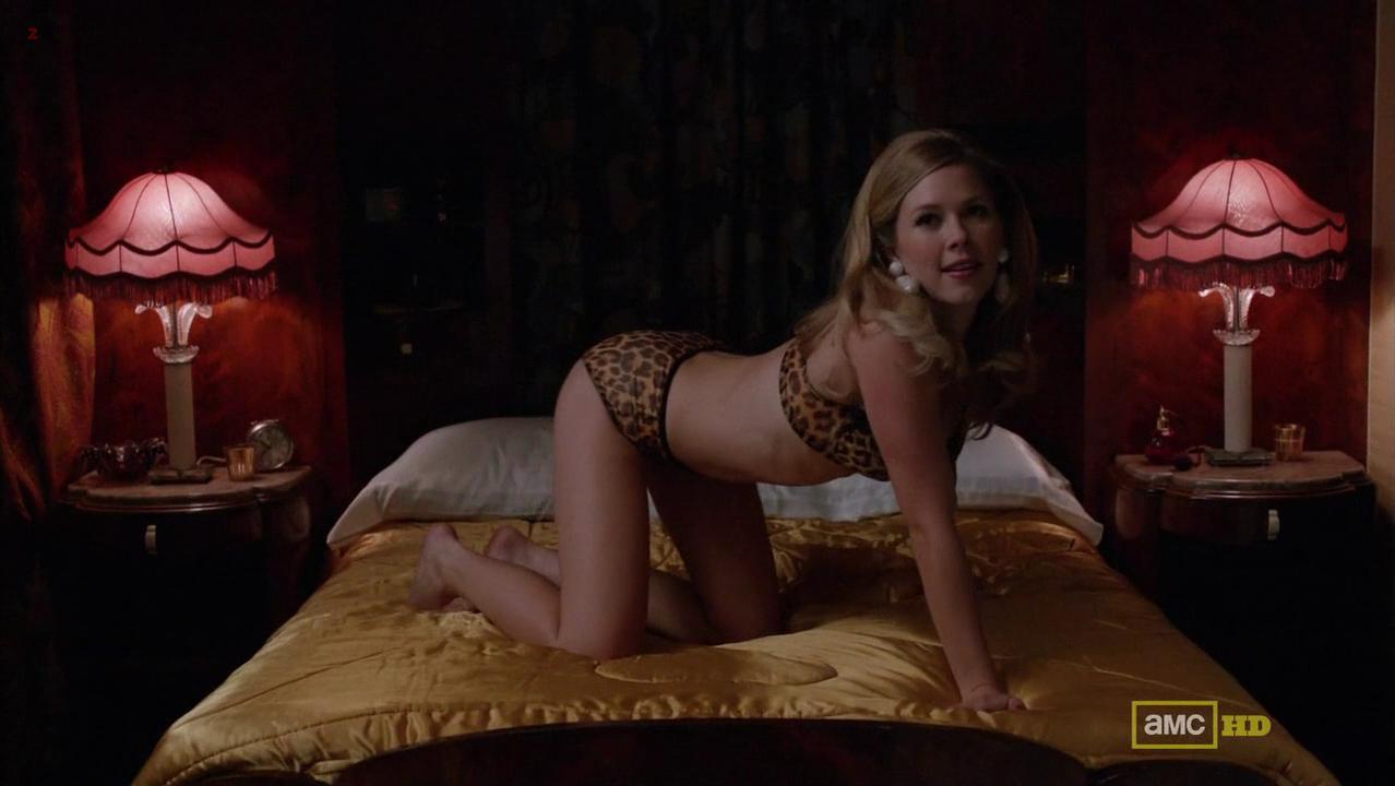 Cherilyn Wilson sexy - Mad Men s05e05 (2012)