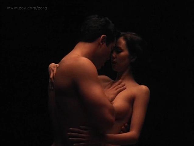 Doig sex scene lexa