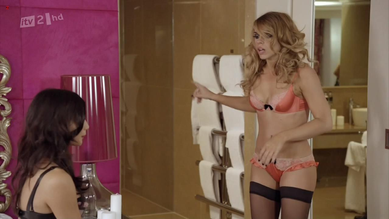 Billie Piper sexy - Secret Diary of a Call Girl s04e06 (2011)