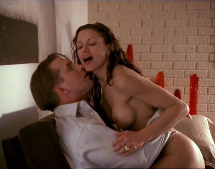Kari Wuhrer nude, Monique Alexander nude - Spider's Web (2002)