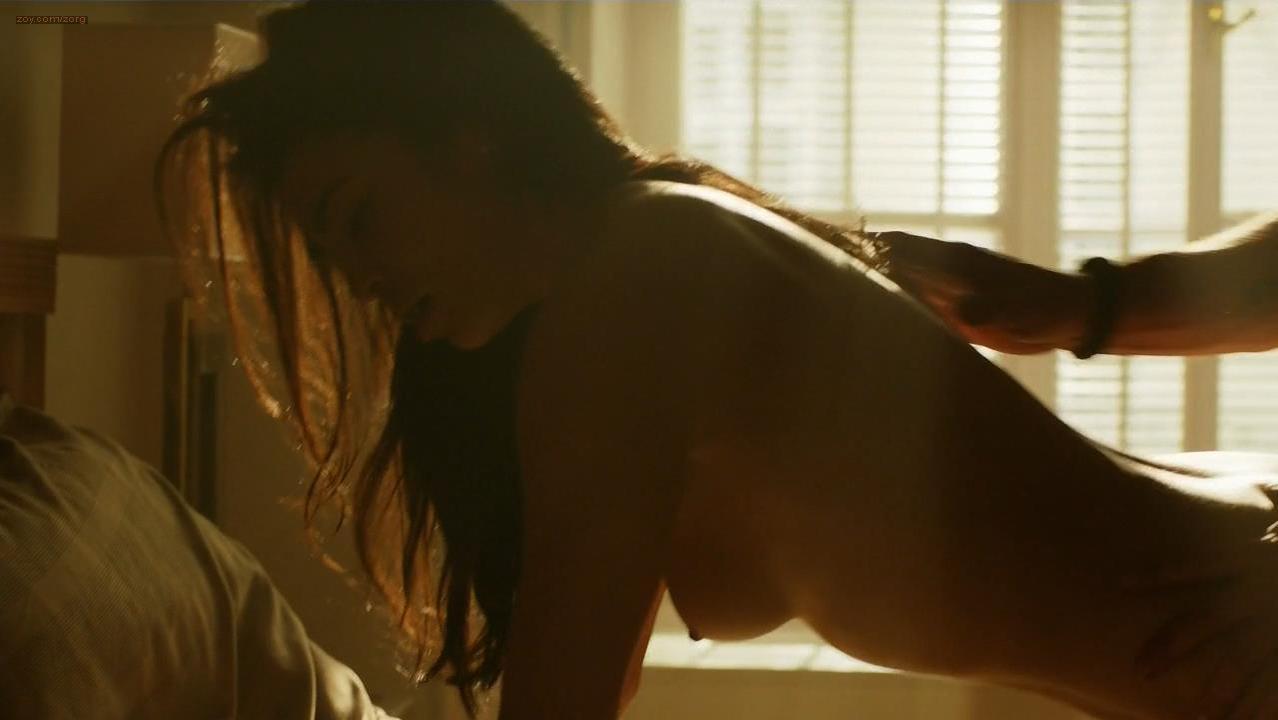 Michelle Lukes nude - Stike Back s04e10 (2013)