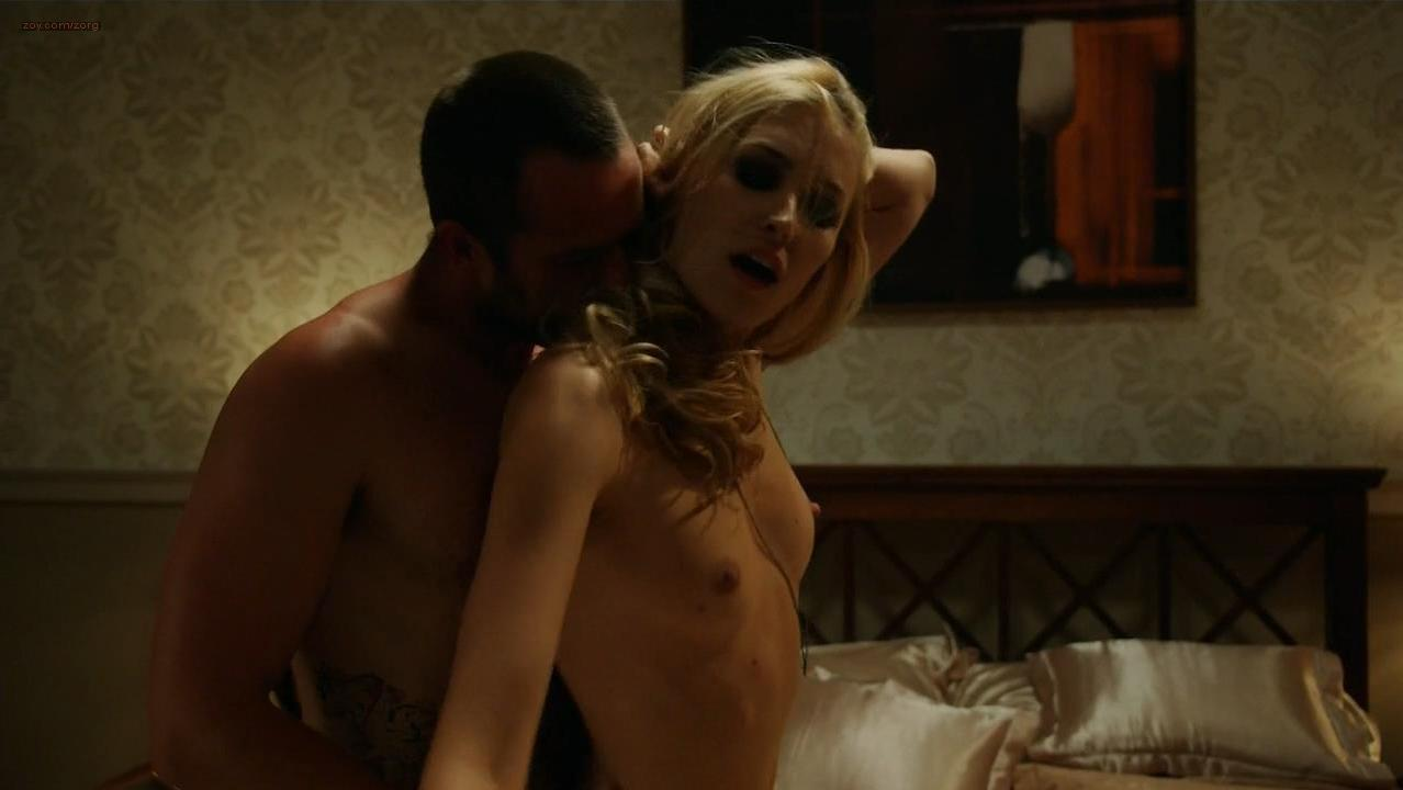 Tereza Srbova nude - Strike Back s04e08 (2013)