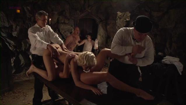 Jeannie Marie Sullivan nude - The Dead Want Women (2012)