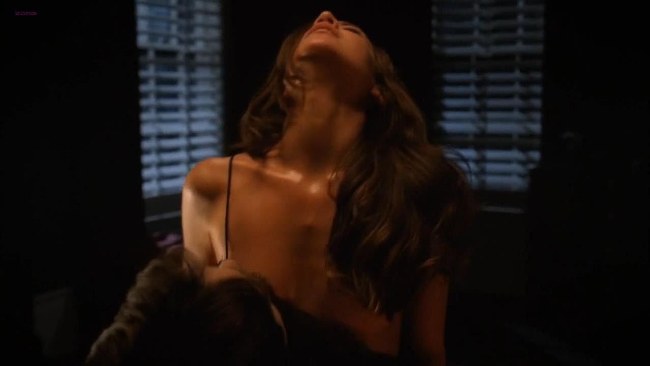 Courtney Ford nude - True Blood s04e03 (2011)