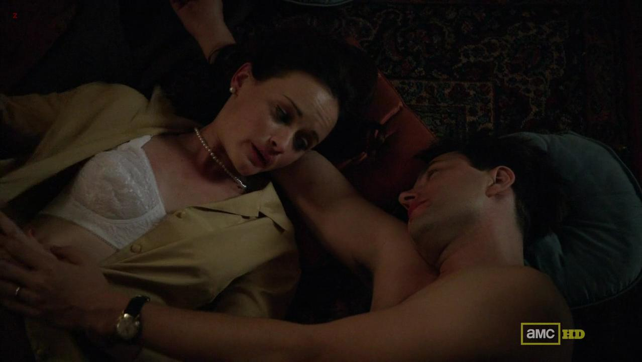 Alexis Bledel sexy - Mad Men s05e08 (2012)