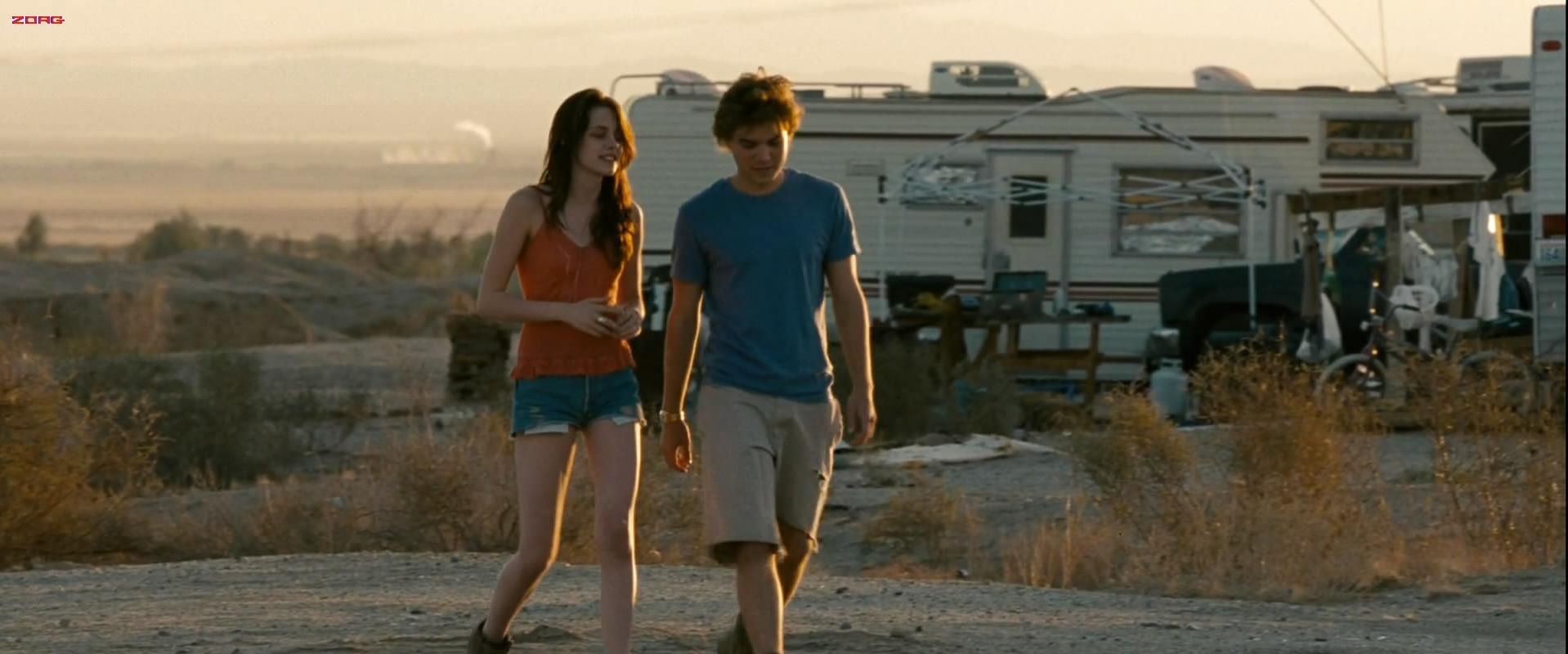Kristen Stewart sexy - Kristen Stewart hot and very cute in Into the wild (2007)