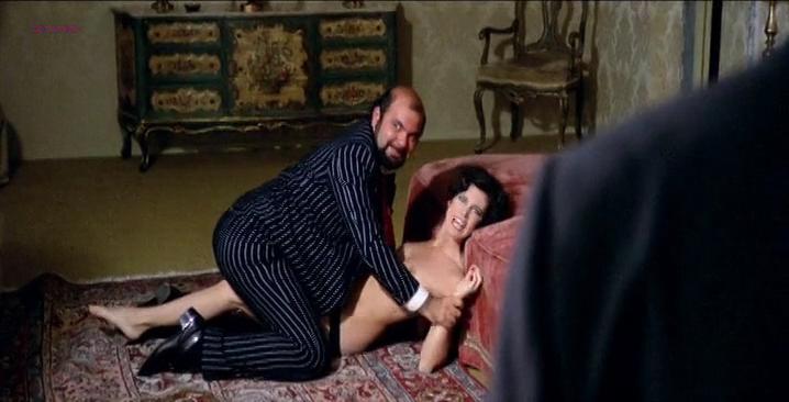 Dayle Haddon nude - La citta gioca d'azzardo (1975)