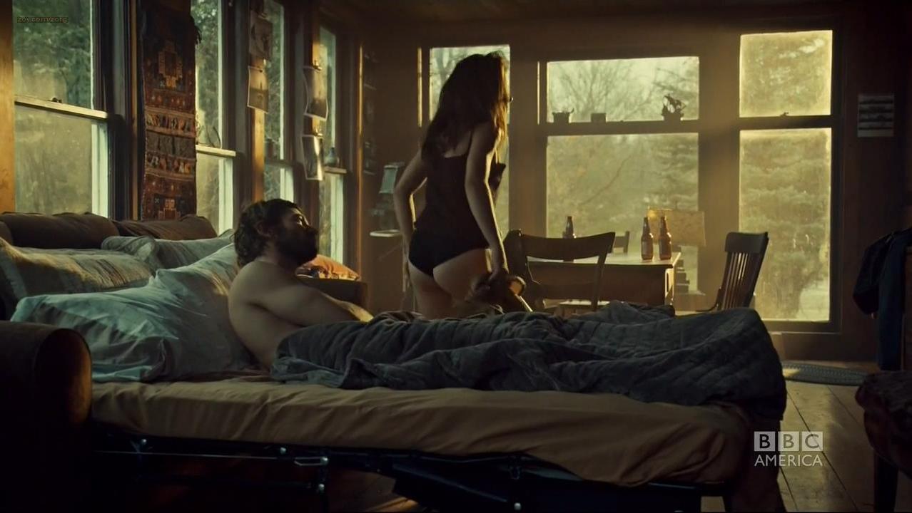 Tatiana Maslany nude - Orphan Black s02e07 (2014)