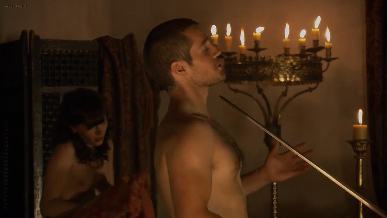 Anna Brewster nude - The Tudors s01e01 (2007)