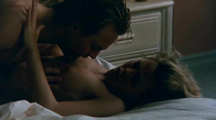 Patsy Kensit nude - Timebomb (1991)