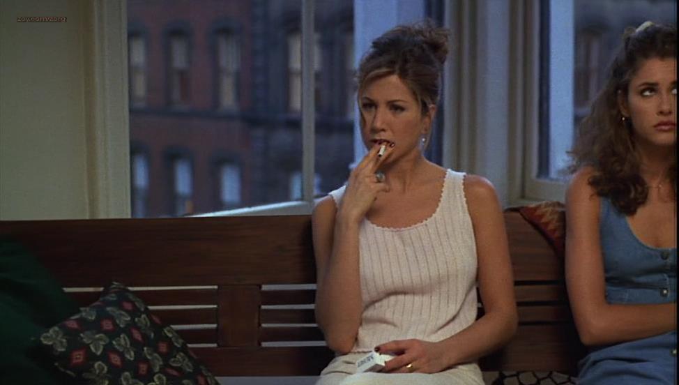 Jennifer Aniston sexy - She s the One (1996)