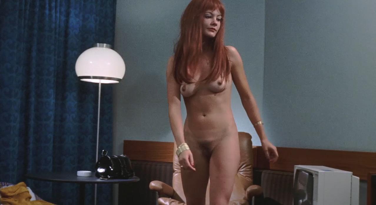 Ingrid Steeger nude, Evelyne Traeger nude, Kathrin Heberle nude, Margrit Siegel nude - Stewardesses Report (1971)