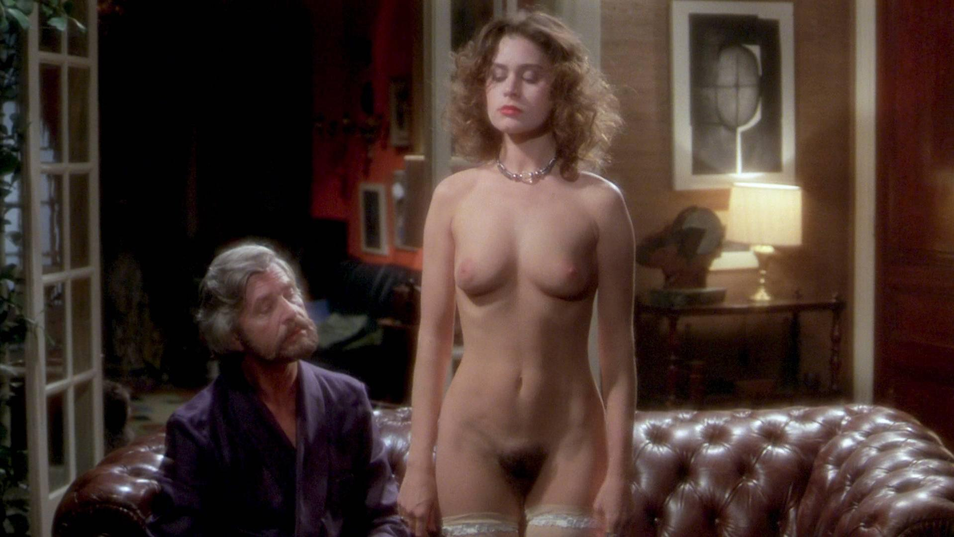 Corinne Clery nude, Li Sellgren nude - The Story of O (1975)