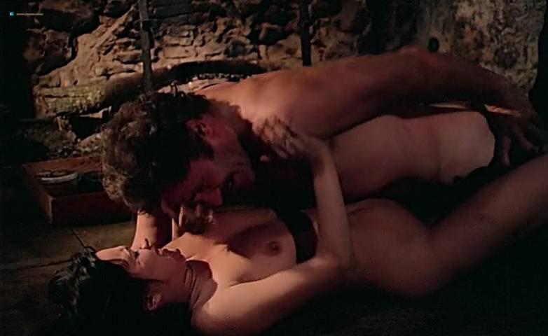 Jeanne Goupil nude, Andrea Ferreol nude - Marie-poupee (1976)