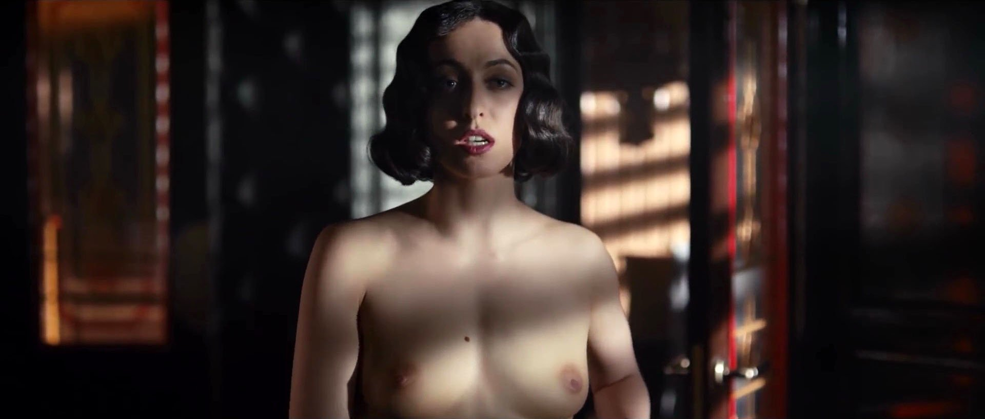 Nude Video Celebs  Anastasiya Meskova - Trotsky S01E01 -1424