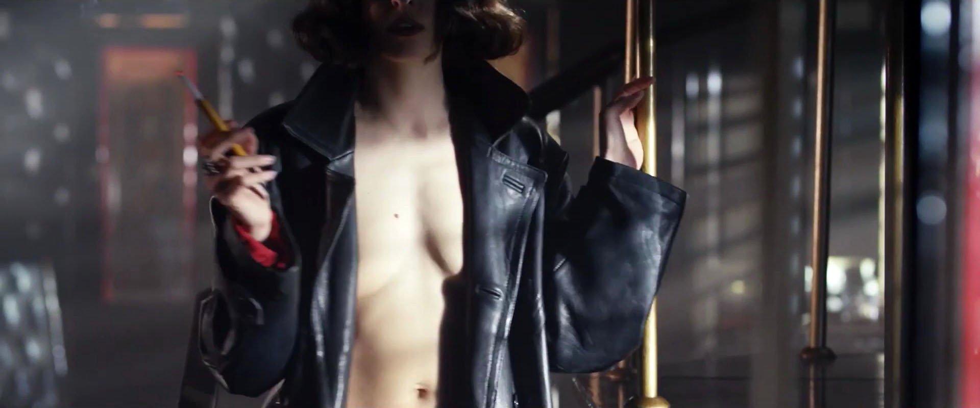 Anastasiya Meskova sexy - Trotsky s01e06 (2017)